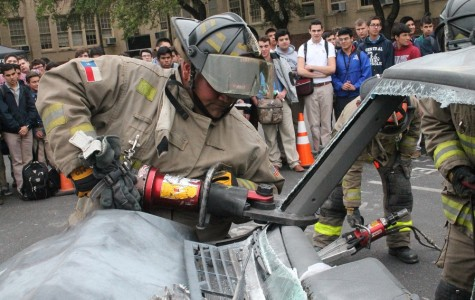 SAFD and Nationwide Sponsor Auto Safety Demonstration