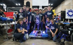 Iron Fangs sets new standard for CCHS Robotics