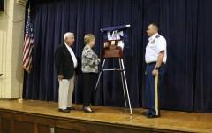 2LT John David Sarabia inducted into JROTC Hall of Fame