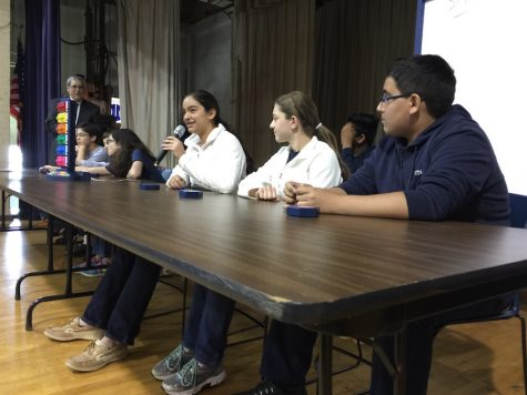 Quiz Bowl contestants get put to the test!