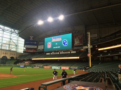 Varsity Button baseball wins big in Minute Maid stadium