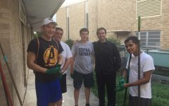 Guardian Angels Kick Off Another Service Project with a New Soccer Field for St. Gregory