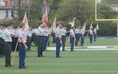 JROTC Brigade Review honors Veterans Day