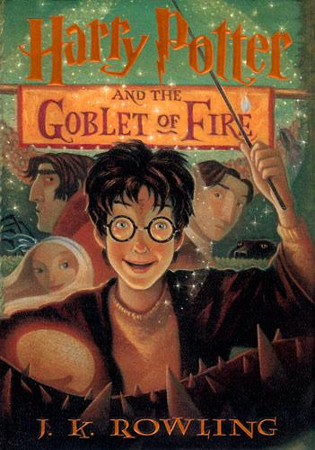 "Book Review: ""Harry Potter and the Goblet of Fire"""