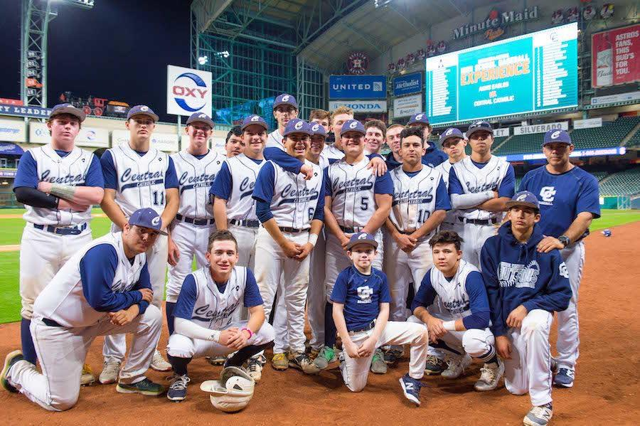 The Boys are Back!!…at Minute Maid Park again!