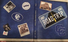 """2016 """"ROADTRIP"""" Yearbook wins Gallery of Excellence Award"""