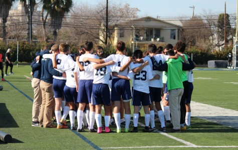 Central Catholic Soccer Team Begins Climb to the Top