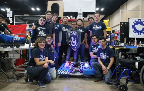 Iron Fangs sets new standard for CCHS Robotics