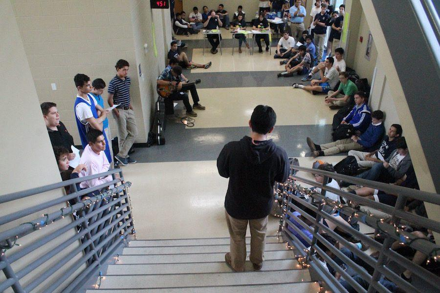 English Department Poetry Slam Proves Profound