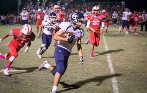 Buttons defense and offense combine to defeat Antonian