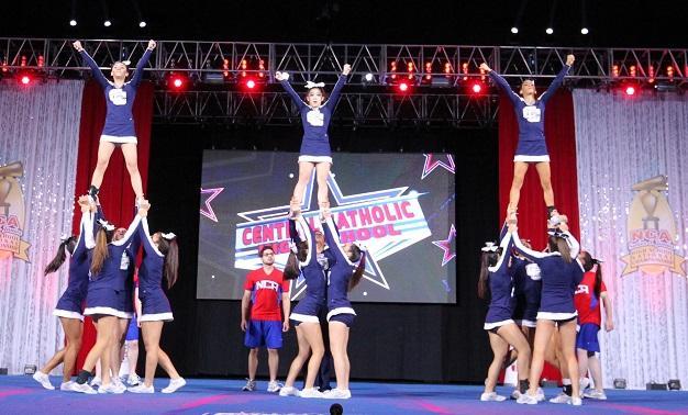 Cheer Team captures 2017 NCA championship title