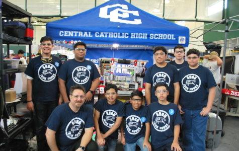 Robotics Team sharpen skills at Steamworks competition