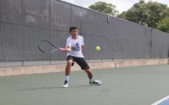 Varsity Tennis makes mark at McFarlin Tennis Center