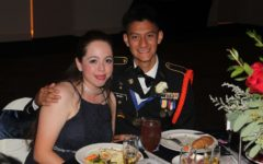 Cadets enjoy tradition at annual JROTC Military Ball