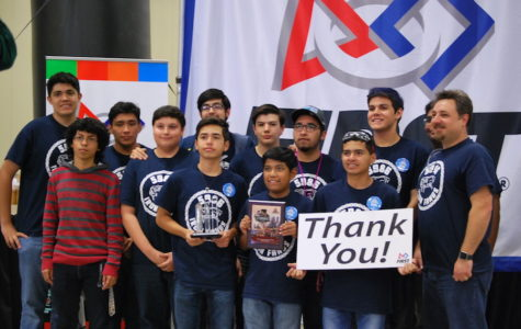 Robotics battles to finals at FIRST Alamo Regional meet