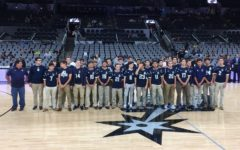 State soccer champs honored at AT & T Center