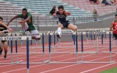 Varsity Track places 6th at SAISD Alamo Stadium meet