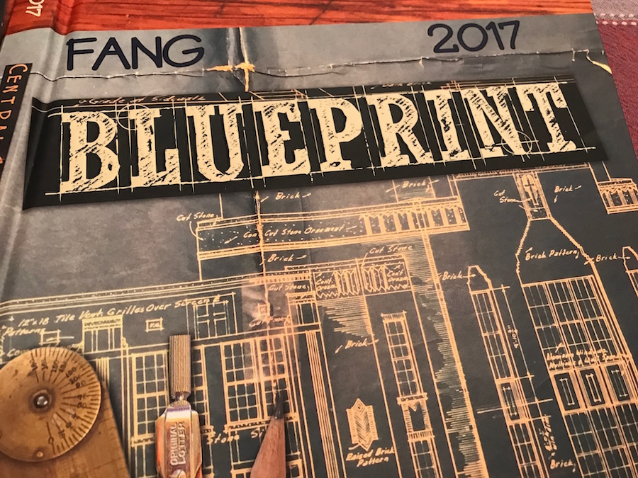 2017 yearbook blueprint wins gallery of excellence award the pep mr cassler malvernweather Images