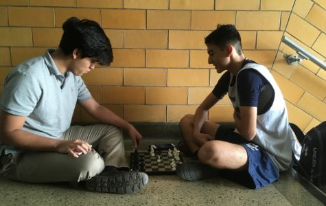 Central Chess Club students strategize success process