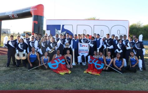 "Button Band takes ""Best of Class 2017"" at state TAPPS"