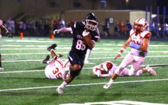 Buttons shatter rival Apaches in decisive Homecoming victory
