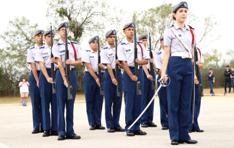 CCHS JROTC teams represent at Somerset Skills Meet