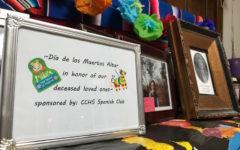 Spanish Club honors friends, family during Día de los Muertos