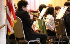 CCHS Bands perform musical potpourri at Christmas Concert