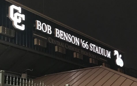 Bob Benson, '66 Stadium: The Heart of Central