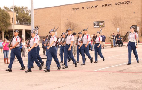 Drill, Guard, and Strikers earn 2nd overall at Clark HS meet