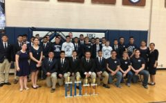 Chaminade Provet Color Guard takes 1st Place in El Paso