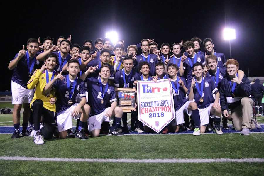 Central Soccer cinches 7th star and TAPPS 2018 state title