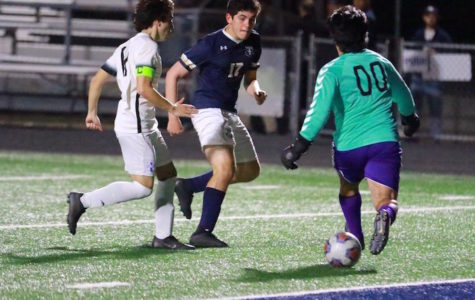 CC Soccer dishes Senior Night shutout