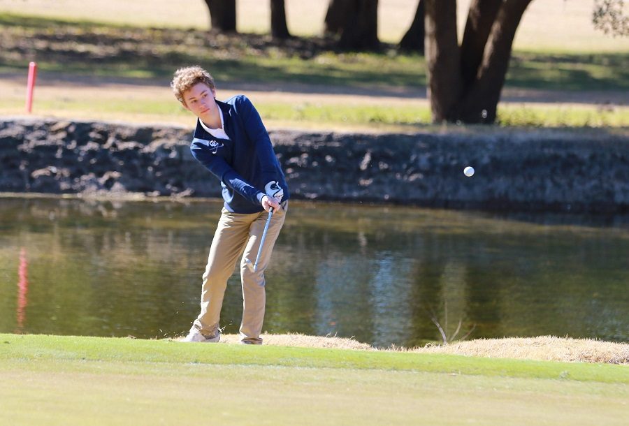 CC Golf Team captures fifth 1st Place finish of season