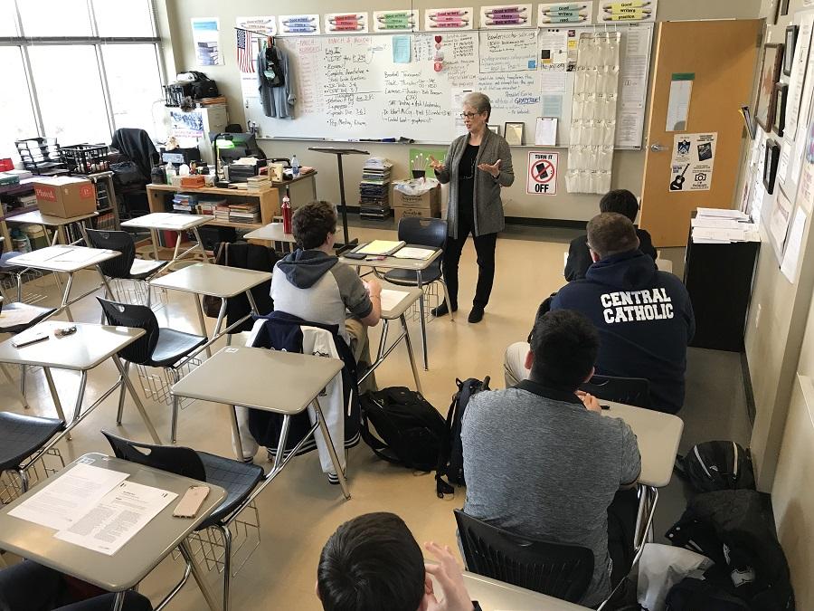 English, Math SAT Prep sessions help students