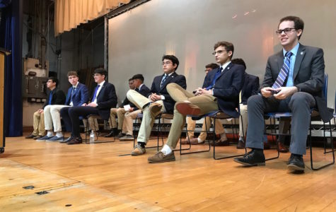 12 Central Juniors throw their hats in the ring