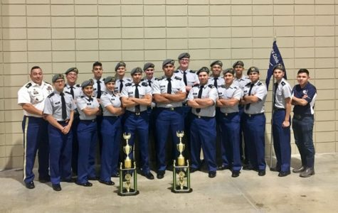 JROTC Drill earns recognition at Army Nationals