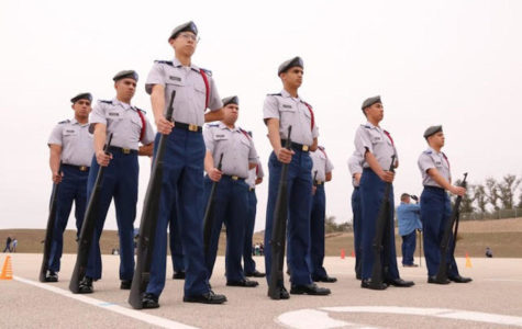 JROTC Skills Meet provides competition platform