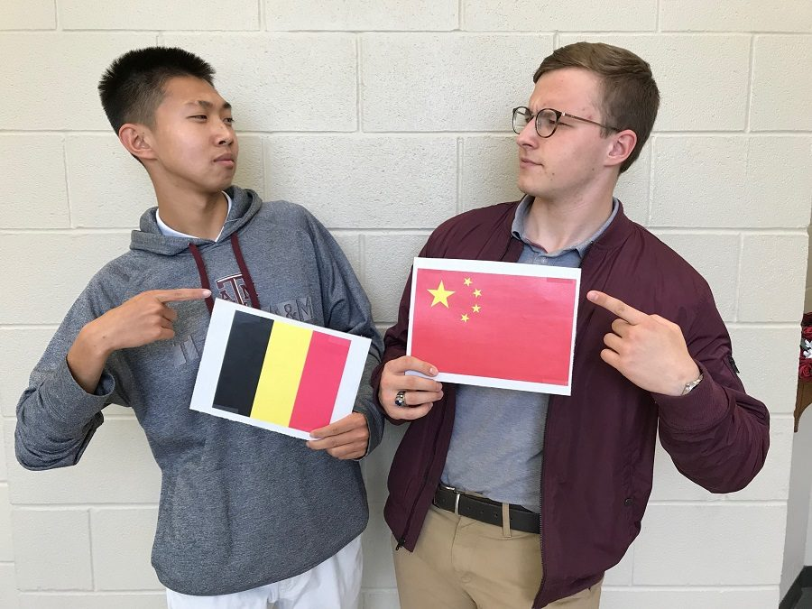 Central culture embraces international students