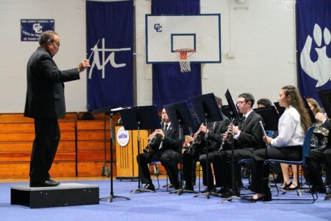 Band's year ends on final note at Spring Concert