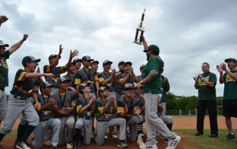 St. Luke Rebels win 2019 baseball championship