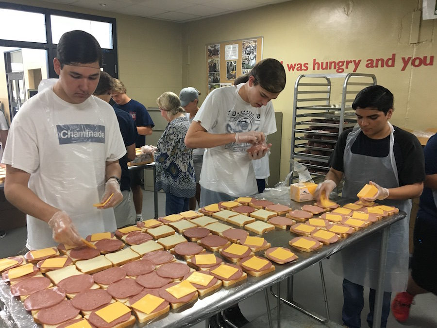 Angels lend helping hands at Haven for Hope