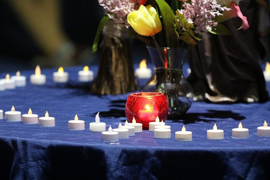 Living Rosary embodies Central communitys faith