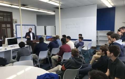 Religion classes gain insight into Jewish faith
