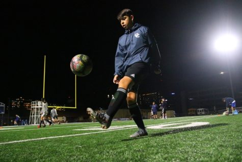 Central soccer seeks another successful season