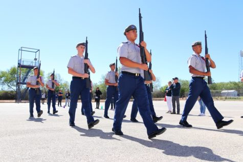 JROTC skills teams shine at competitive contests