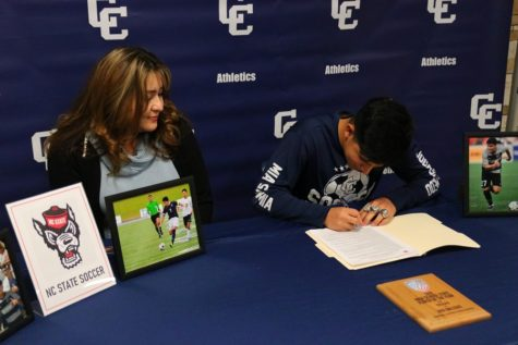 Central soccer player sets sights on Europe