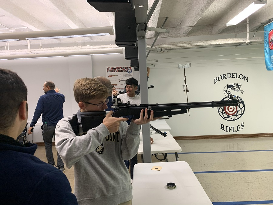 JROTC annual Turkey Shoot aims to help