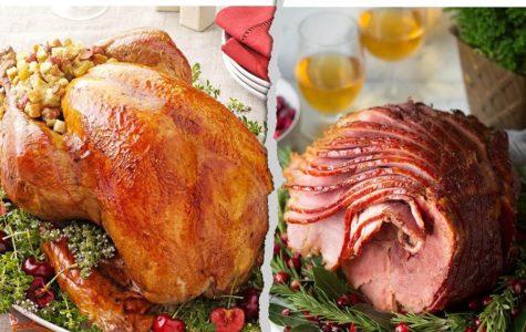 The great Thanksgiving debate: Turkey vs Ham