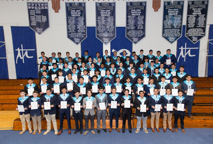 National Honor Society celebrates Fall inductees
